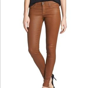 NWT AG the Absolute Legging Extreme Skinny Bee